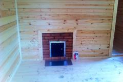 Баня из бруса 4х5 СНТ Возрождение 5