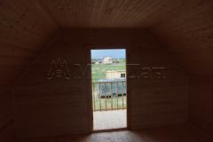 Баня из бруса 6х6 Монделево 8