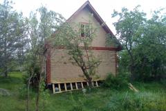 Баня из бруса 6х8 поселок Ульяновка 3