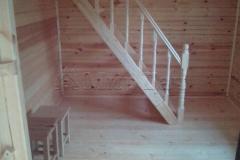 Баня из бруса 6х8 поселок Ульяновка 7